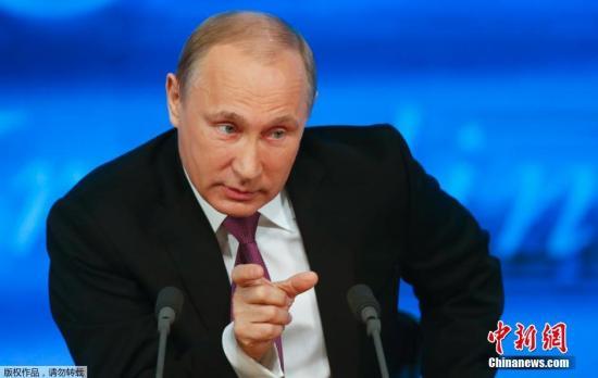 民调:超半数俄民众认为无人能取代普京位置