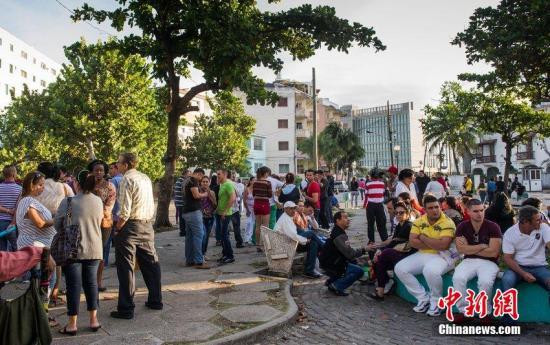 """美国古巴将启动""""历史性""""谈判 推动关系正常化"""