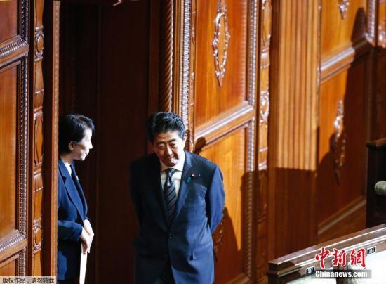 安倍拟延长自民党总裁任期 以实现长期执政(图)