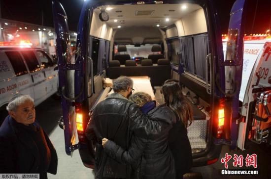 法国检方起诉4名男子 称其涉嫌协助巴黎恐袭枪手