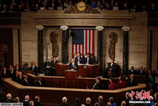 奥巴马国情咨文2次威胁用否决权 两党争斗或持续