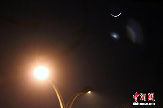 """紫金山天文台:夜空中的""""聚会""""等天象亮相2月星空"""