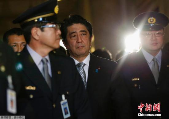 安倍晋三将访问美国 称期待访美期间与日裔会面