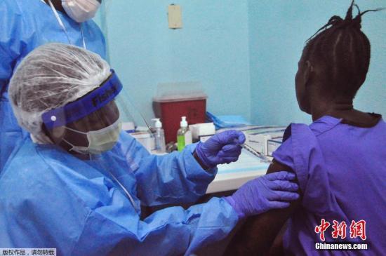 韩国派出第3批抗埃博拉医疗队 在英受训后赴西非