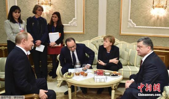 俄称准备好协助实施明斯克条约 相信乌将结束悲剧