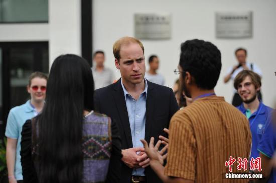 滇红茶赠威廉王子 与英国王室再续前缘