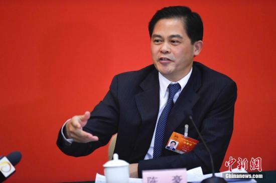 陈豪。<a target='_blank' href='http://www.chinanews.com/'>中新社</a>记者 金硕 摄
