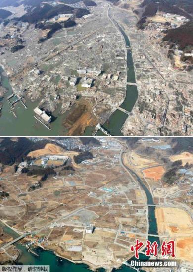 2015年3月8日消息,日本2011年地震海啸爆发临近四周年,摄影师拍摄灾区今昔对比图。2011年3月11日,日本于当地时间11日14时46分发生里氏9.0级地震,震中位于宫城县以东太平洋海域,震源深度20公里。日本气象厅随即发布了海啸警报,称地震将引发约6米高海啸,后修正为10米。根据后续研究表明,海啸最高达到23米。 据统计,自有记录以来,此次的9.0级地震是全世界第五高。日本官方已确认地震海啸已造成8133人死亡(2011年03月20日),失踪12272人。此次日本东北地区宫城县北部发生的里氏9.0级地震,为日本有地震记录以来发生的最强烈地震。此外,海啸对日本核电站也造成了巨大破坏,...