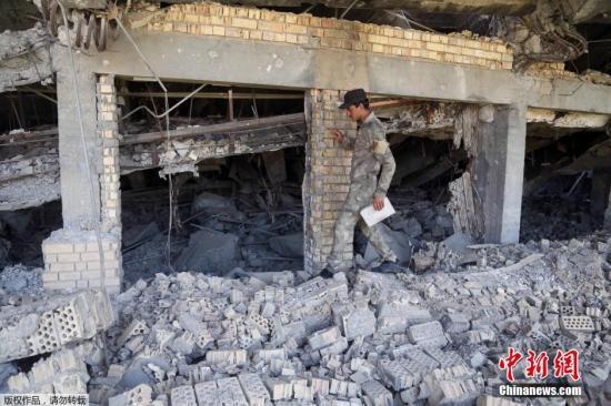 伊拉克称IS二号人物死于空袭 美曾悬赏700万美金