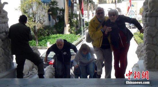 9名嫌疑人涉突尼斯恐袭事件 已被警方逮捕