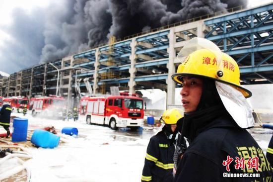 安监总局回应福建PX项目事故:设施安装存重大隐患