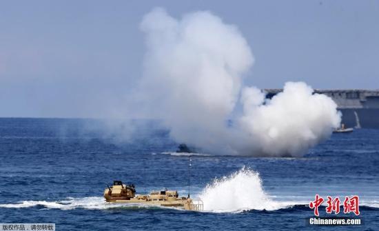 2022年美菲全面恢复军演? 美拟增强在菲军事存在