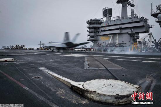 美发布《亚太海上安全战略》 增派军力同时寻求与中国合作