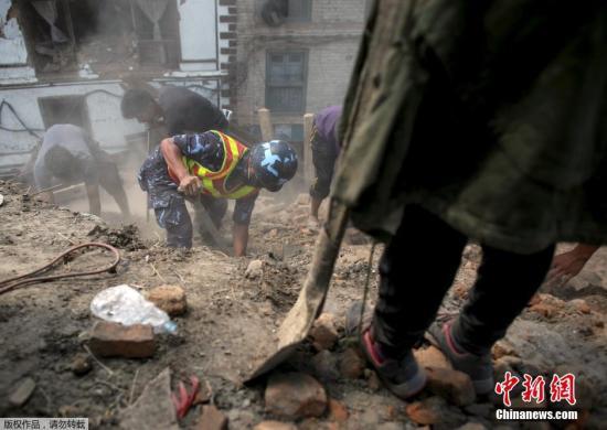 滴滴快的为尼泊尔地震灾区捐款100万