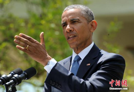 """""""遍访50州俱乐部"""":奥巴马将入 小布什最任性"""