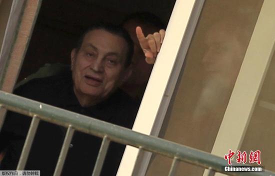 埃及前总统穆巴拉克:执政30年的中东强人走完一生