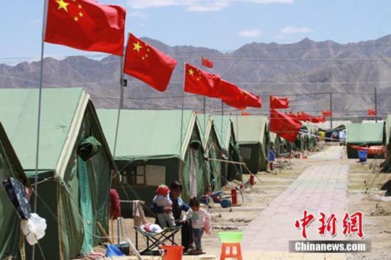 西藏旅游业受地震影响轻微