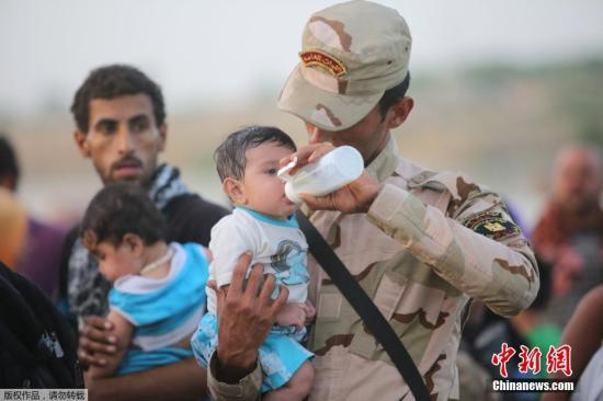 约旦首相称帮助伊拉克旨在助其维护国家稳定