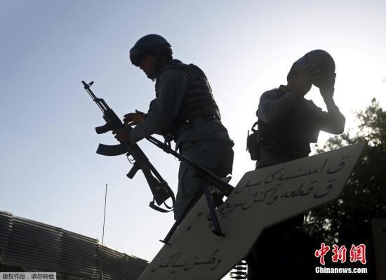 資料圖:近年來,阿富汗暴力事件頻發。