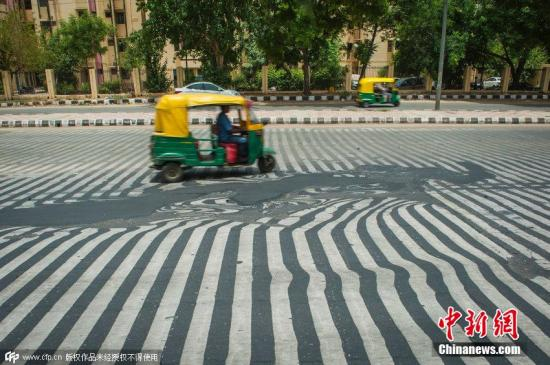 印度酷热致近1700人死亡 创下20年来最高纪录