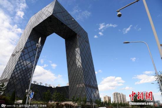 资料图:北京晴好天气。