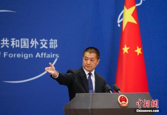 外交部:中国的发展不对别国构成威胁