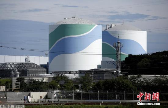 资料图:位于日本鹿儿岛县萨摩川内市的川内核电站。