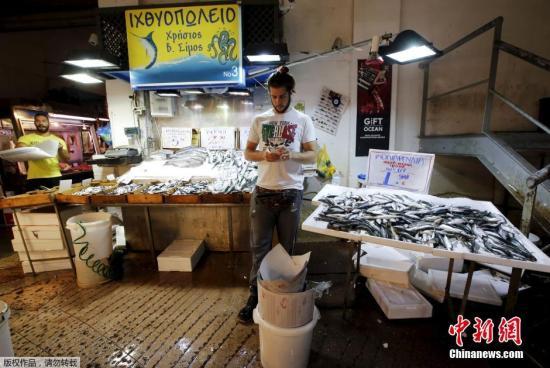 希腊失业率持续走高引发担忧 失业人数已超80万图片