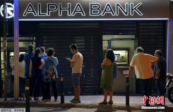 前景难预测 投资者选择暂不增加对希腊银行股票投资