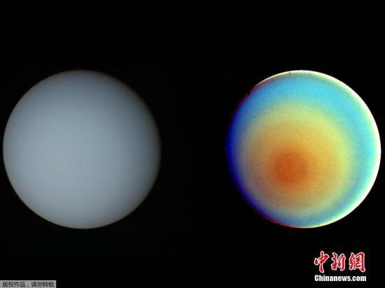 """""""行星連珠""""機不可失 太陽系冰巨星備受關注"""