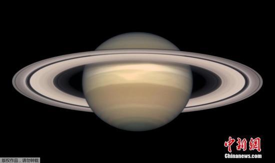 """太阳系卫星竞争""""新赢家""""!土星再添20颗超越木星"""