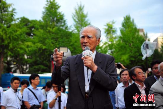日本前首相村山富市:正视历史才能赢得尊重