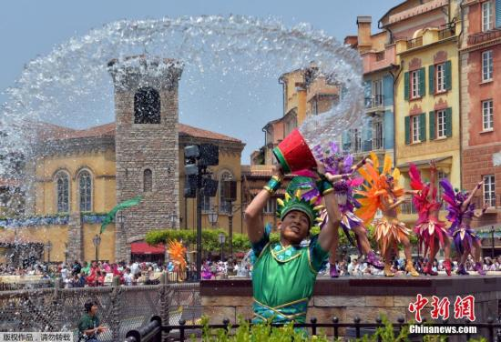 东京迪士尼将于7月1日重开 园方吁游客戴口罩勿喊叫