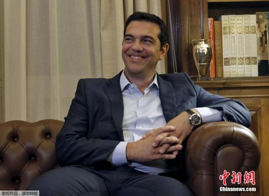 国际观察:希腊总理齐普拉斯辞职的政治考量