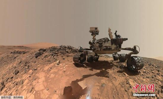 NASA's Curiosity rover detects largest amount ever of methane on Mars