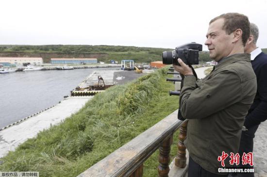 日俄派团调查争议岛共同开发 日方欲养殖鱼和海胆