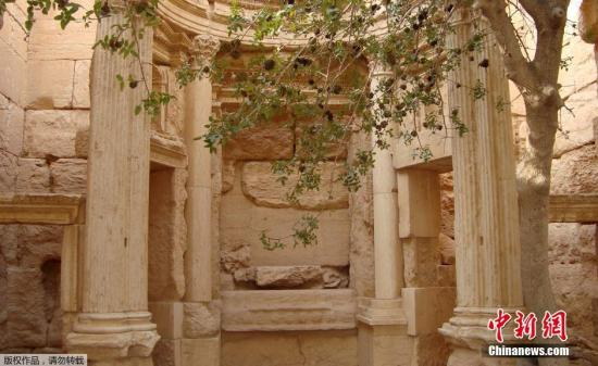 英国拟用3D打印技术重现叙利亚境内被毁古城(图)