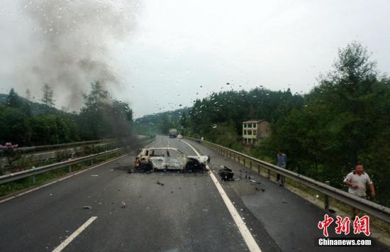 聚焦道路交通安全:40%以上农村公路存在安全隐患