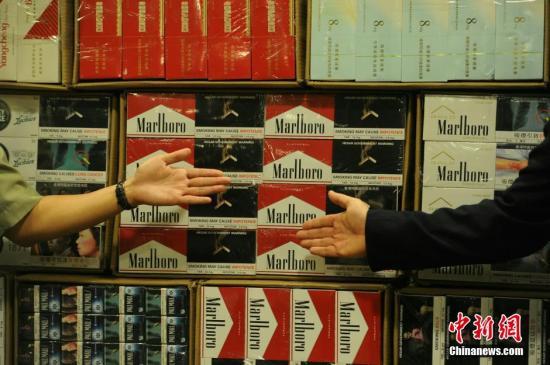 巴西参议院:禁止香烟销售点投放烟草宣传广告