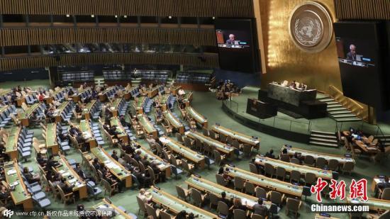 材料图:结合国大会。 图像来历:CFP视觉国家