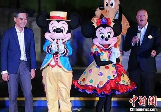 香港迪士尼国际宾客连续两年进入市场