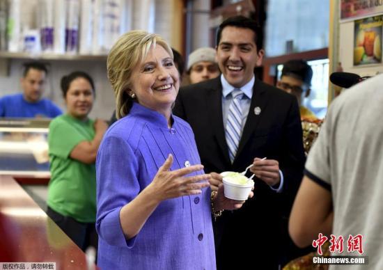 希拉里:若当选美总统将派人去51区探寻UFO真相