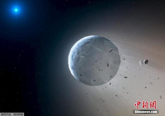 科学家破解恒星爆炸之谜 白矮星吞噬巨星伴侣
