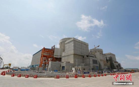 资料图:2015年10月25日,中国西部少数民族地区首座核电站防城港核电站1号机组并网发电。 <a target='_blank' href='http://www.chinanews.com/'>中新社</a>记者 钟欣 摄