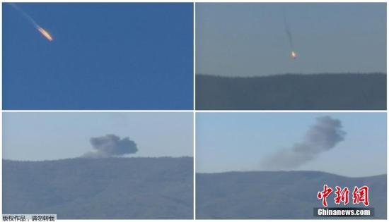 土耳其外交部:无意就击落苏-24一事对俄进行赔偿