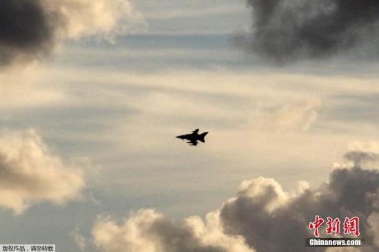 英空军开启对IS第二轮空中轰炸 目标系产油设施