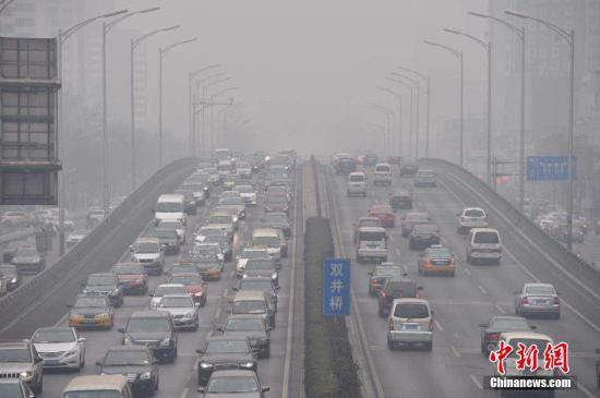 环保部:机动车污染已成为中国空气污染的重要来源