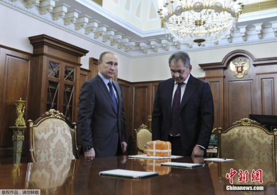 普京:土耳其击落俄苏