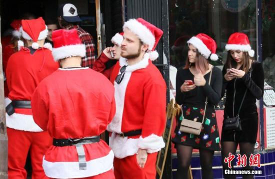 美国圣诞期出行人数创新高 三分之一人口将度假