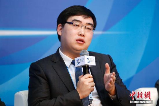 资料图:滴滴董事长兼首席执行官程维。 记者 盛佳鹏 摄